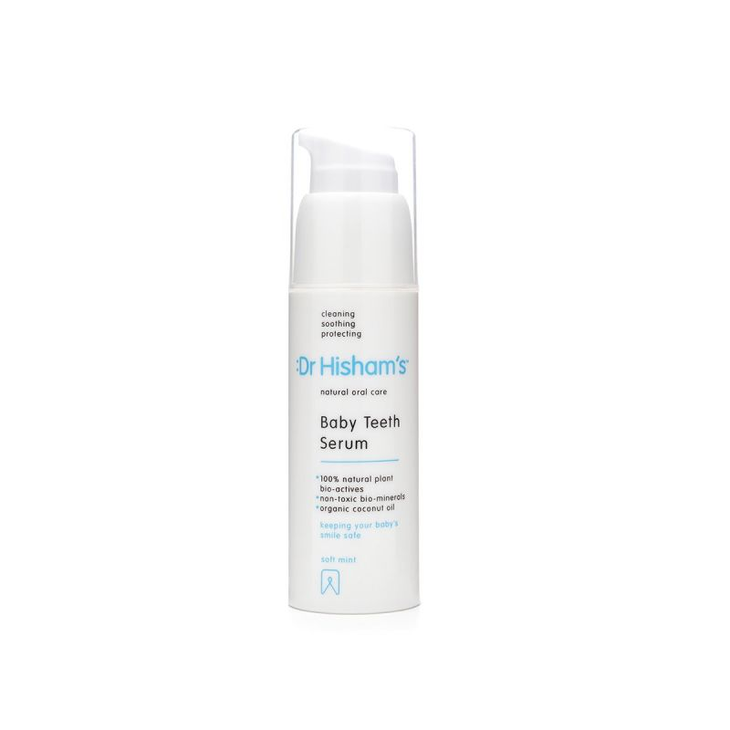 Dr Hishams Baby Teeth Serum - Front