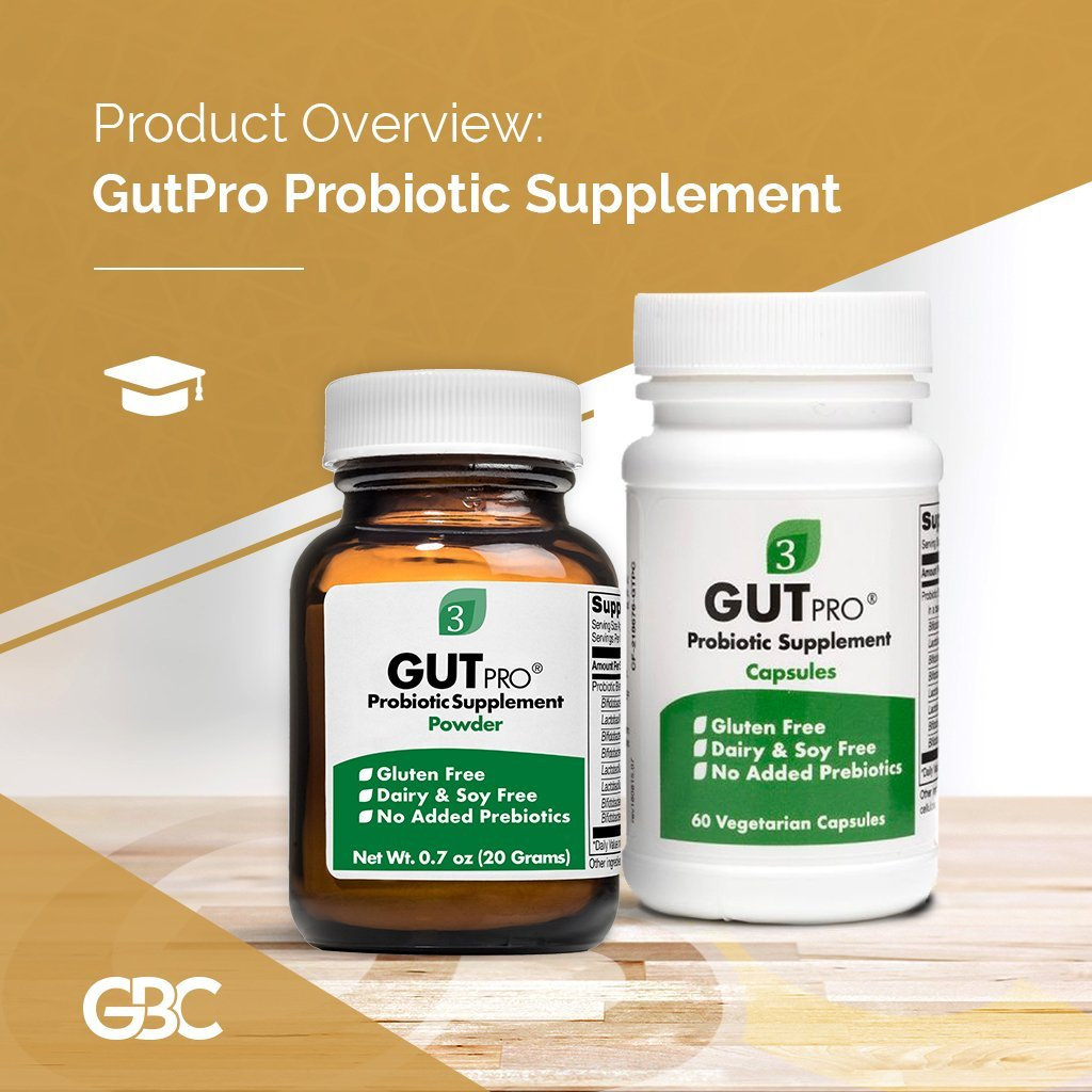GUTPRO™ Probiotic Supplement
